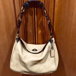 b6f9c0d3b2 Coach Bags - Coach Chelsea tan shoulder bag